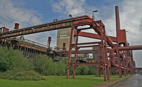 Пример Рура: от шахт через парки к возобновляемой энергетике