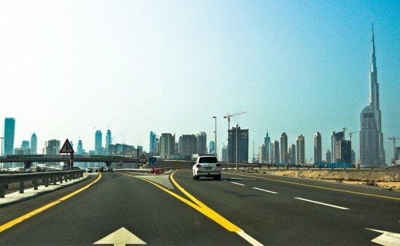 Объединённые Арабские Эмираты построят гору, чтобы изменить климат в стране
